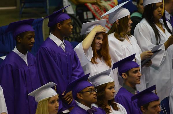 Beckys graduation