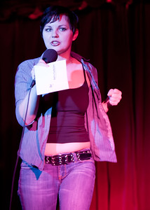 It's our anniversary celebration, which means that Sadie, Mia, Julie & Rosie will all be reading, and your confessions will be performed by some of our favorite readers of the past year. PLUS, the Queertastiks will be cheering, & Jessica Graves will be playing her sexy Uke. Come by @ 8:00 and celebrate a year of Salacious Stories and Enticing Entertainment!