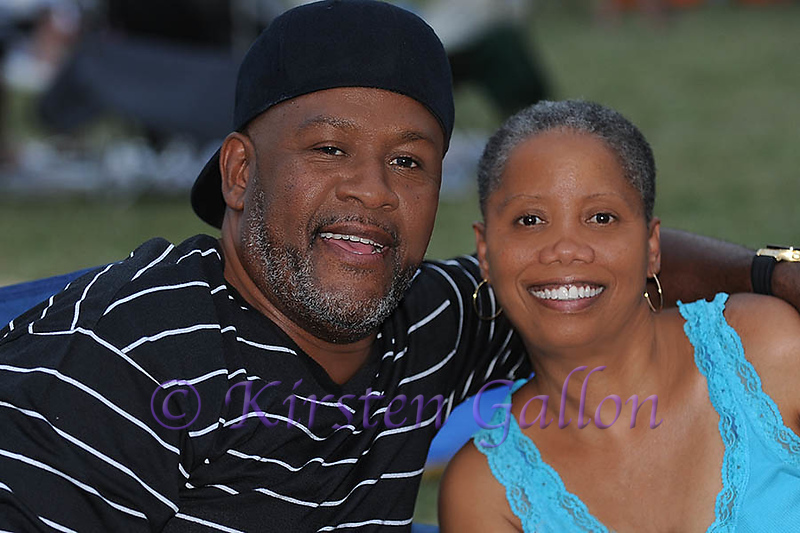 Bedford BBQ and Blues Fest<br /> KENNETH AND PAT DAVIS