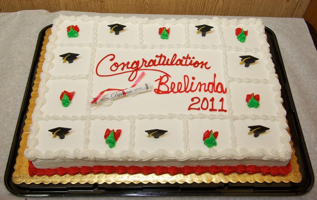 Beelinda's Graduation Party  013