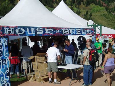 New this year: more choices of brews throughout the fest!