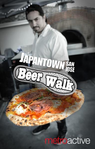Beer Walk: Japantown San Jose
