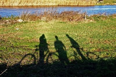 Bike ride Cambridge - Ely (2007)