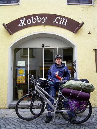 Bike tour Allgäu (2005)