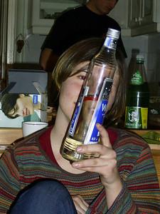 Chili-Vodka