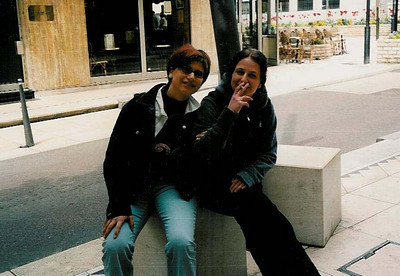 Sarah and Vivi