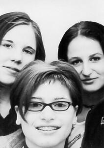 Vivi, Sarah and me