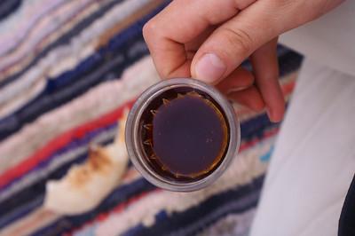 Beduin tea