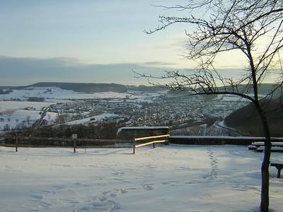 Lauchheim, the closest village