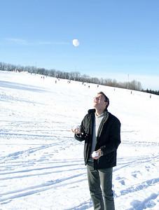 Jochen juggling
