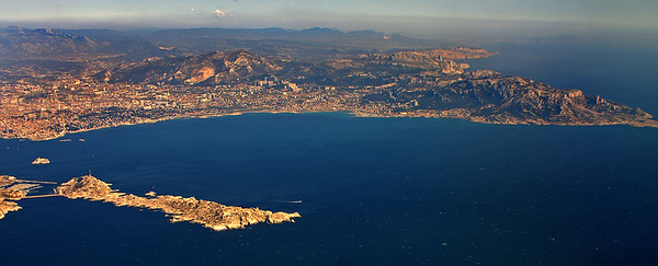 Marseille and the Calanques
