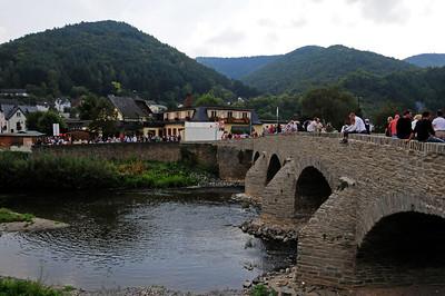 Wine festival in Resch