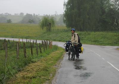Bike tour along the Sarre river
