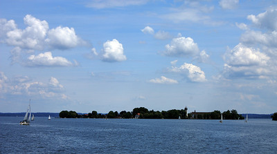 Herreninsel im Chiemsee