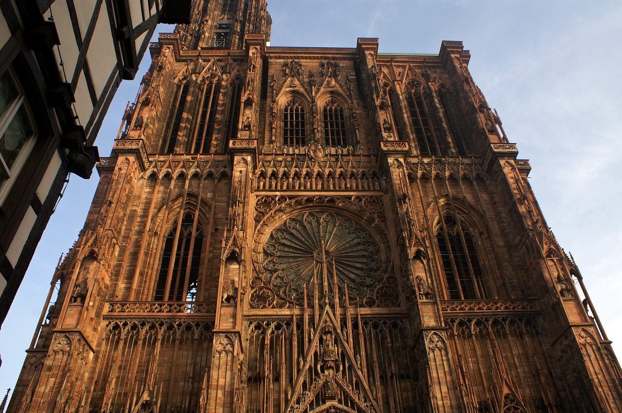 The Cathedral of Strasbourg