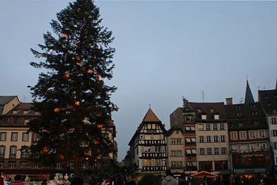 Another part of the christmas market