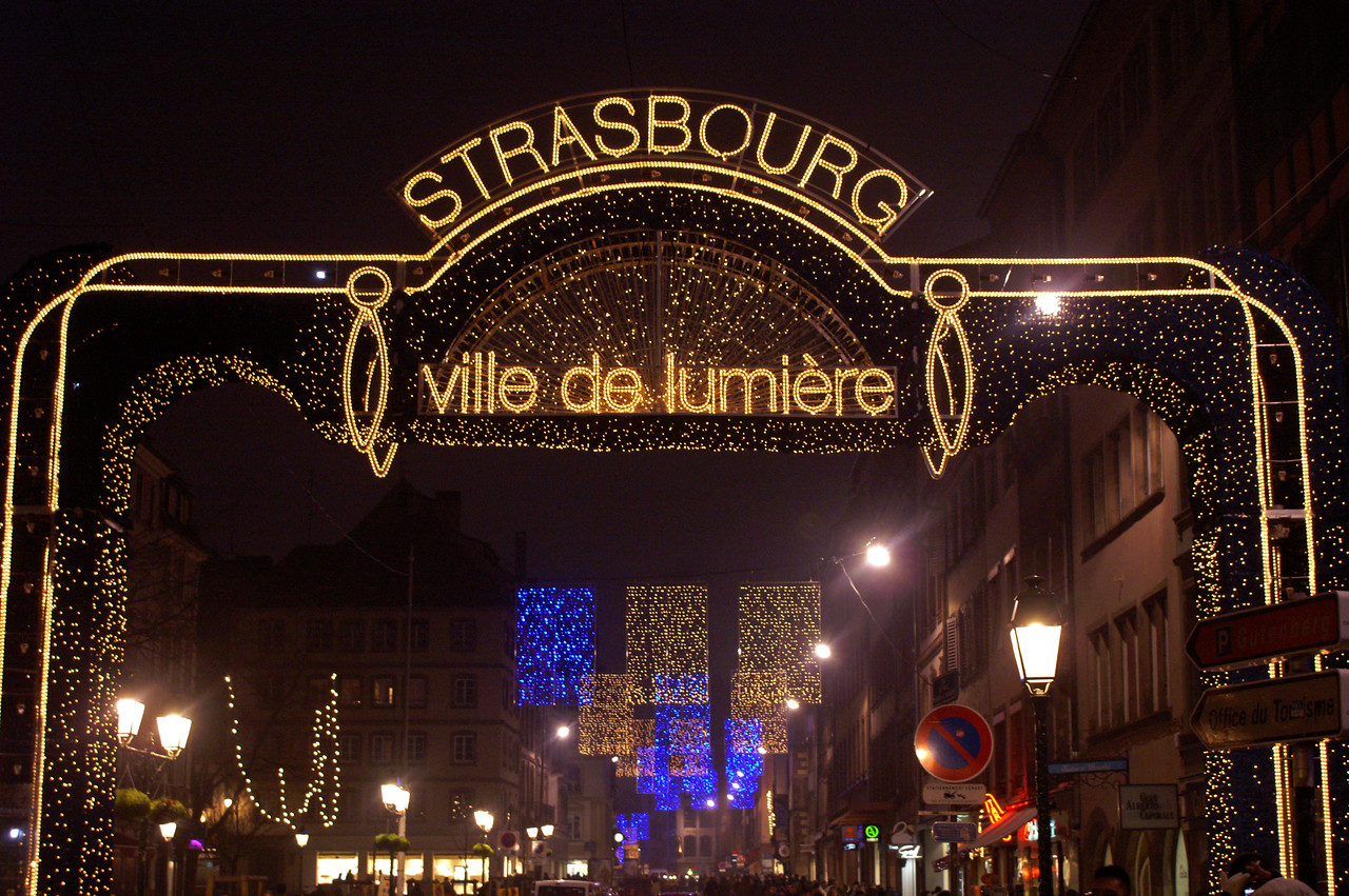 Strasbourg - city of light