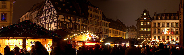 Strasbourg and its christmas market