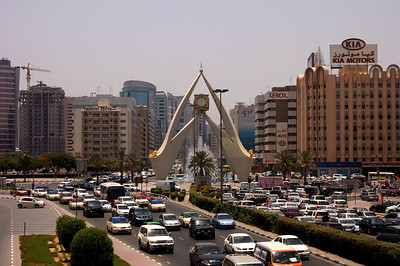 Deira Clocktower