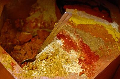 Spice souq in Deira