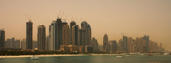 Seafront in Jumeirah