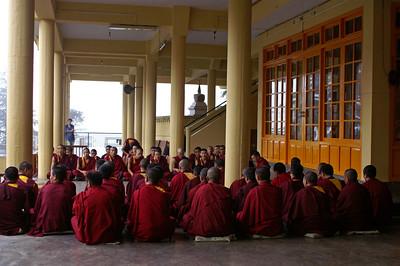Tsuglag Khang, the Dalai Lama's temple