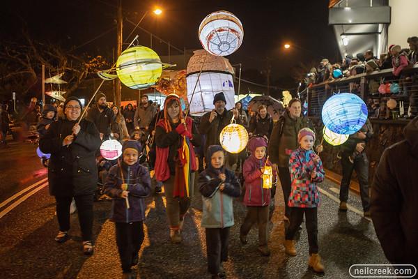 Belgrave Lantern Parade 2018