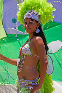 Scenes from Carnival in Belie City, September 3rd, 2011