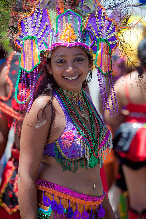 Scenes from Belize City 2012 Carnival.