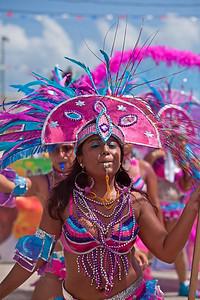 Scenes from Belize City 2012 Carnival.