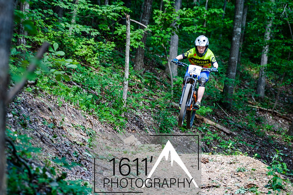 The third race of the 2018 Arkansas Enduro Race Series took place along the Back 40 in Bella Vista on Sunday, July 22.