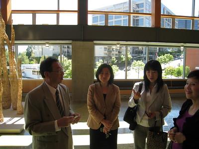 Bellevue City Hall Tour 2008