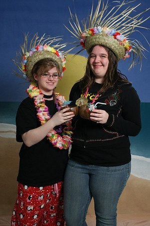 Bellevue East After-Prom 2008<br /> At the Beach