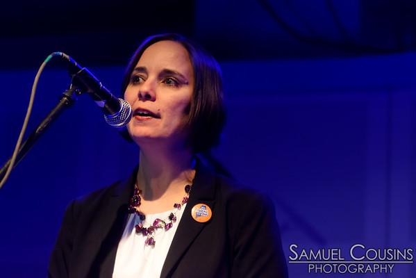 Fundraiser for Shenna Bellows' 2014 senate campaign