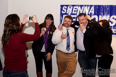 Fundraiser for Shenna Bellows' 2014 senate campaign
