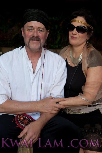 Rick and Lisa