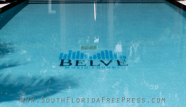 Belve Lounge - 2012, Belvedere Vodka