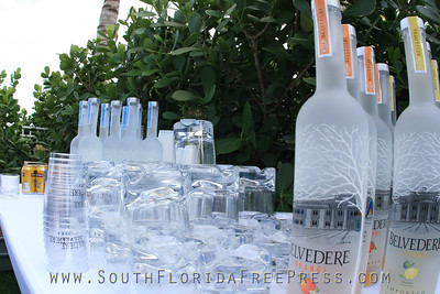 Belvedere Vodka - Belvedere Music Lounge, WMC - W Hotel, South Beach, Miami, FL