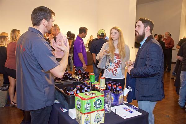 Ben E Keith Beer Tasting 2015