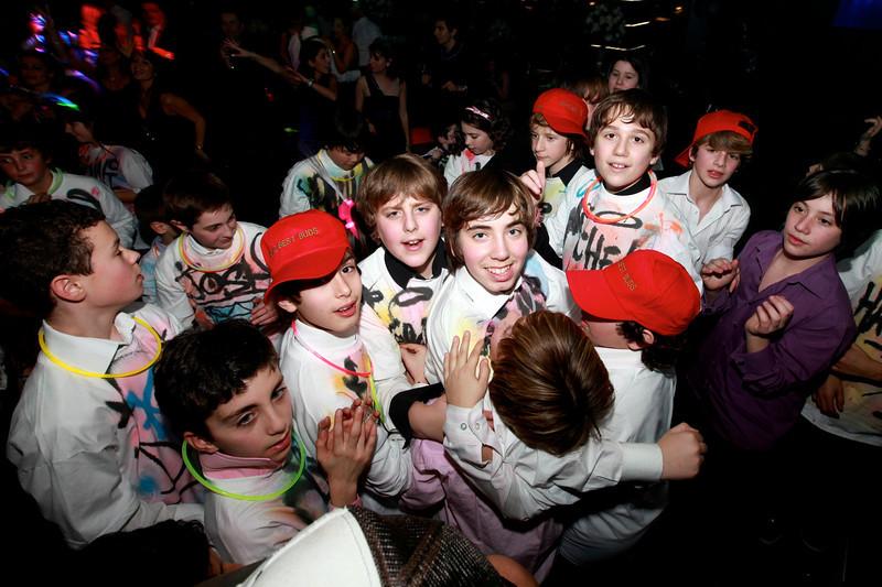 Bar Mitzvah Party 2