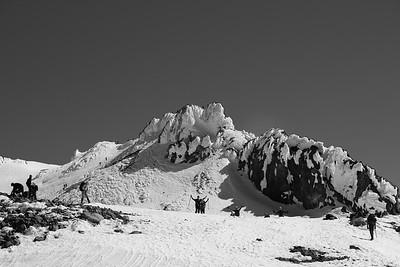 Mount Shasta Engagement Photos