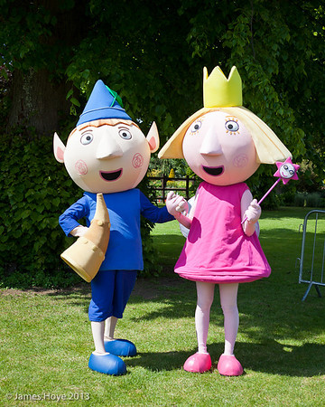 Ben and Holly 2013
