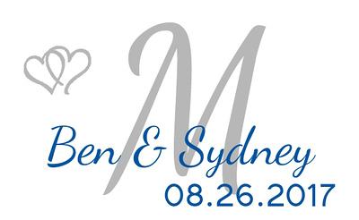 Ben and Sydney
