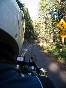 Old McKenzie Hwy is a fantastic Motorcycle road.