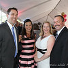 Todd and Jenny Salmas with Wendi Thomas and Matt Thomas at the Benedetti Leadership Celebration held on May 3, 2014 at the Petaluma Valley Hospital.
