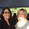 Leslie Susick and Tami Henris at the Benedetti Leadership Celebration held on May 3, 2014 at the Petaluma Valley Hospital.