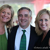 Katie Kneuppal, Bob Wyrsch and Cary Darcy at the Benedetti Leadership Celebration held on May 3, 2014 at the Petaluma Valley Hospital.