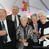 John Smith, Jim Carr, Jean Smith, Gloria Gilardi and Barbara McCorkel at the Benedetti Leadership Celebration held on May 3, 2014 at the Petaluma Valley Hospital.