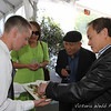 Catering by Ray's at the Benedetti Leadership Celebration held on May 3, 2014 at the Petaluma Valley Hospital.