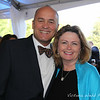 Alan Maciel and Elece Hempel at the Benedetti Leadership Celebration held on May 3, 2014 at the Petaluma Valley Hospital.